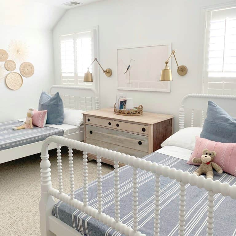 Shared Boy & Girl Kid's Room