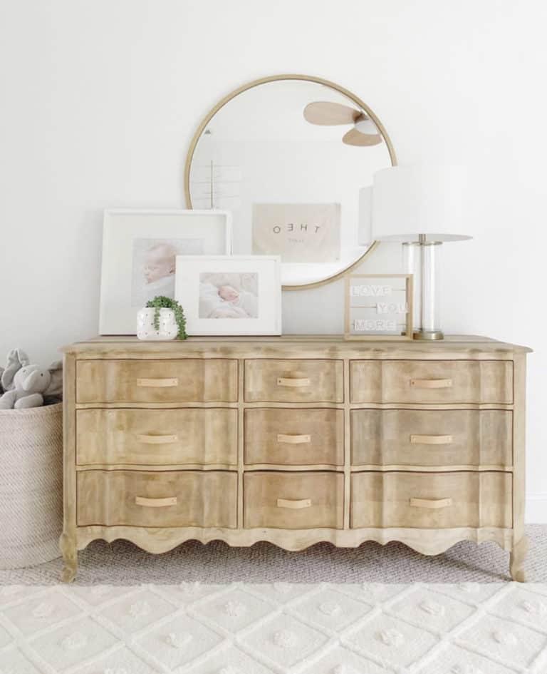Refinishing Furniture – The Provincial Dresser