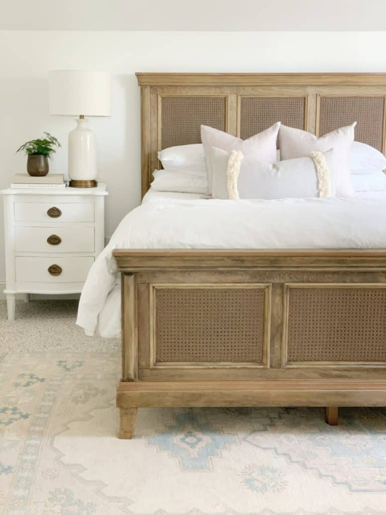 Refinished Cane Bed Tutorial