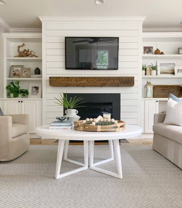 Living Room Refresh with Serena & Lily