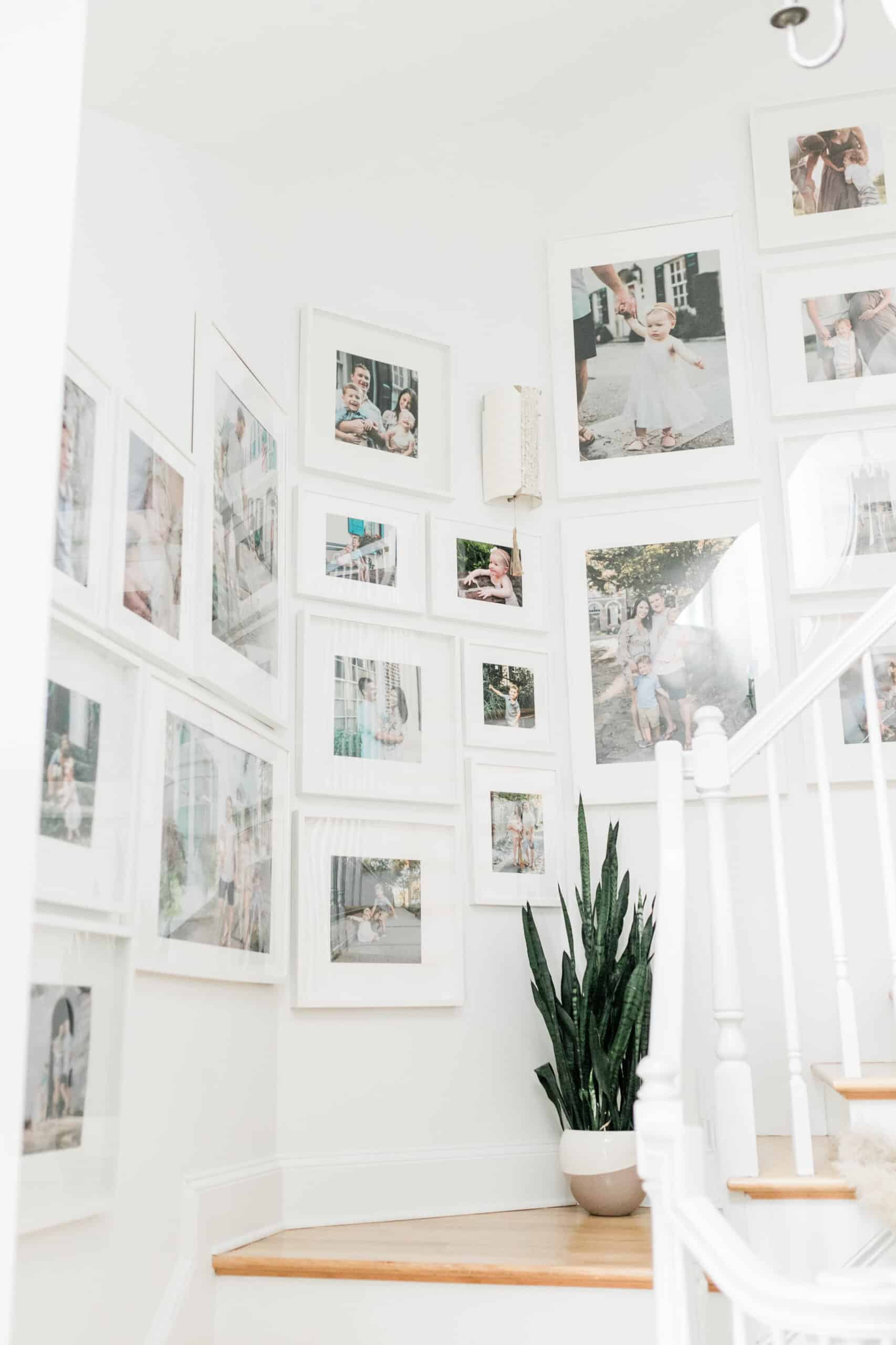 IKEA Gallery Wall   How to Create A Gallery Wall In Your Home