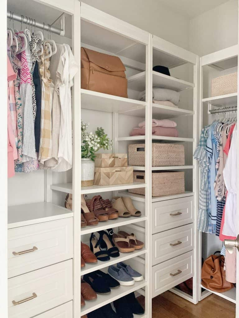 Closet Organization with Closets by Liberty Hardware