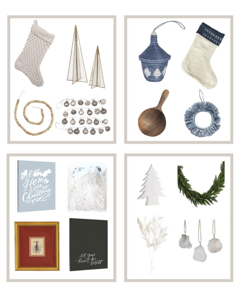 Small Shop Holiday Decor