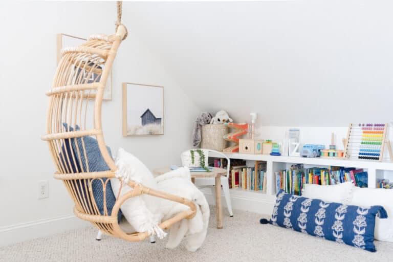 Coastal Playroom Inspiration with Serena & Lily