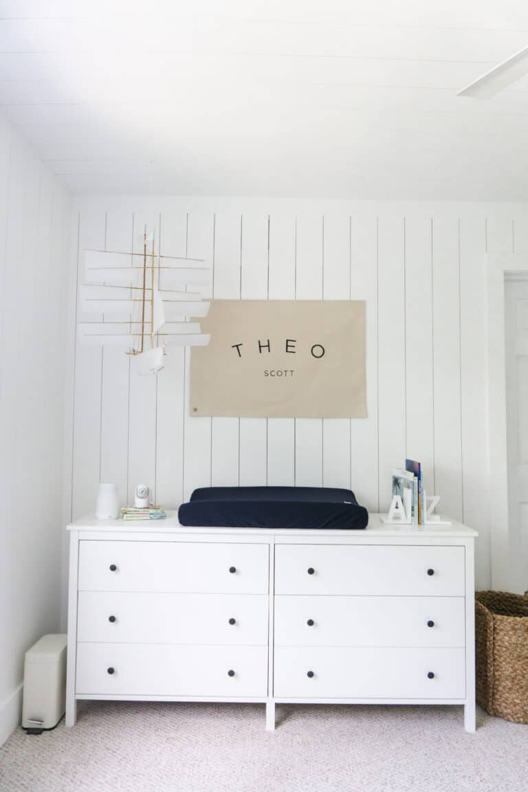 Timeless Vertical Shiplap and Ceiling Shiplap